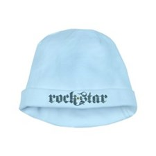 Rockstar baby hat