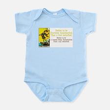 Better Dissatisfied Infant Bodysuit