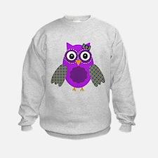 Adorable Owl Sweatshirt