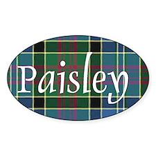 Tartan - Paisley Decal