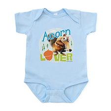 Scrat Acorn Lover Infant Bodysuit