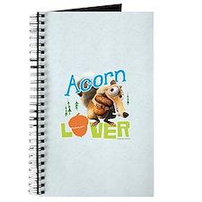 Scrat Acorn Lover Journal