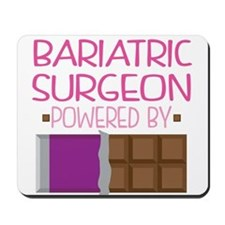 Bariatric Surgeon Mousepad