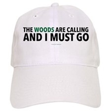 Woods Are Calling Baseball Cap