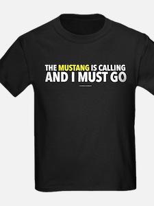 Mustang Is Calling T-Shirt