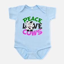 Love Cows Infant Bodysuit