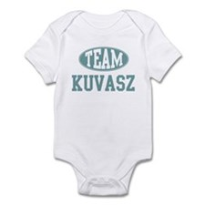 Team Kuvasz Infant Bodysuit