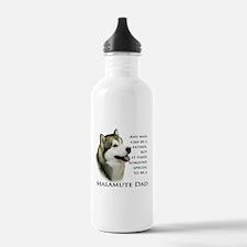 Malamute Water Bottle