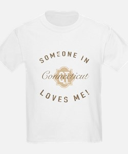 Someone In Connecticu T-Shirt