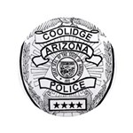 Cooldige Arizona Police Button