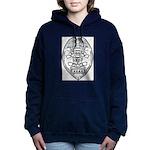 Cooldige Arizona Police Women's Hooded Sweatshirt