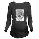 Cooldige Arizona Pol Long Sleeve Maternity T-Shirt
