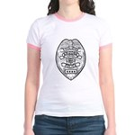 Cooldige Arizona Police Jr. Ringer T-Shirt
