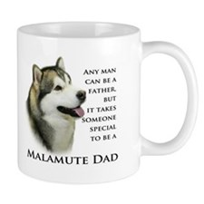 Malamute Dad Mugs