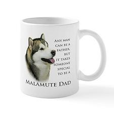 Malamute Dad Mugs
