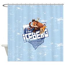 The Iceberg Brigade Shower Curtain