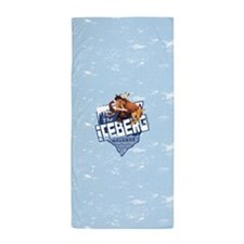 The Iceberg Brigade Beach Towel