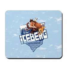 The Iceberg Brigade Mousepad