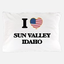 I love Sun Valley Idaho Pillow Case
