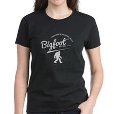 Bigfoot Bar And Grill (Distressed) T-Shirt