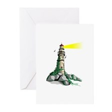 Lighthouse Greeting Cards