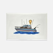 Fishing Boat Magnets