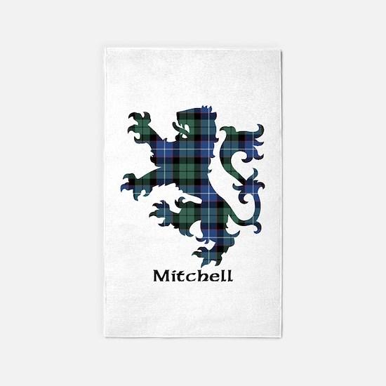 Lion-Mitchell Area Rug