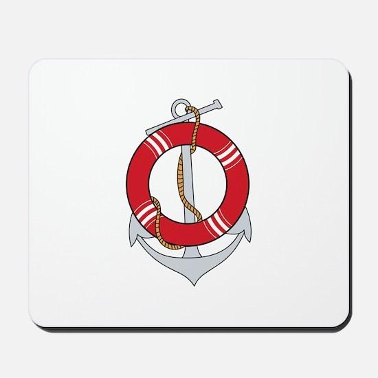 Anchor Preserver Mousepad