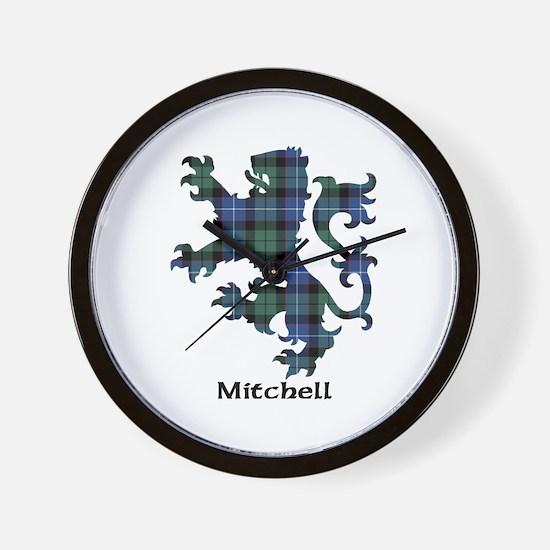 Lion-Mitchell Wall Clock