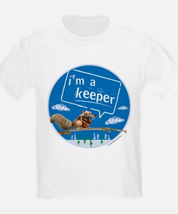 Ice Age I'm a Keeper T-Shirt