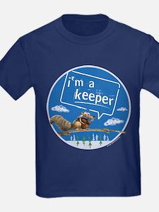 Ice Age I'm a Keeper T