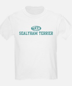 Team Sealyham Terrier T-Shirt
