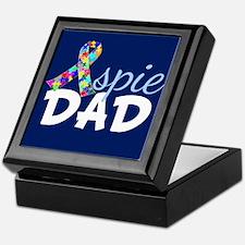 Cute Aspie Keepsake Box