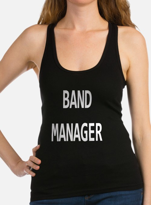 Manager Racerback Tank Top