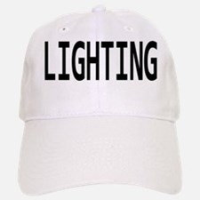 Lighting Baseball Baseball Cap
