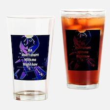 M.e awareness Drinking Glass