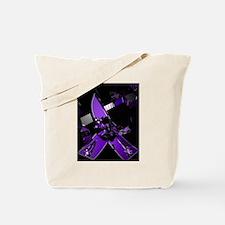 Unique M.e awareness Tote Bag