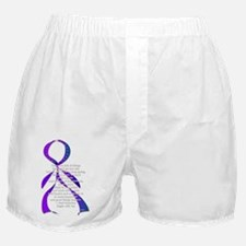 Unique M.e awareness Boxer Shorts
