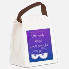 Cool M.e awareness Canvas Lunch Bag