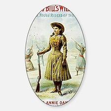 Annie Oakley Stickers