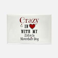 Estrela Mountain Dog Magnets