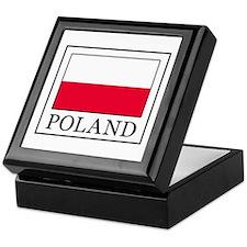 Poland Keepsake Box