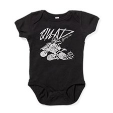 QUAD 4x4 Off Road Edition Baby Bodysuit