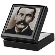 famous western people Keepsake Box