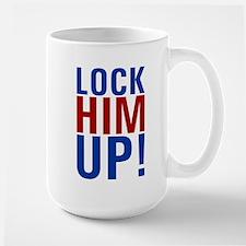 Lock Him Up Mugs