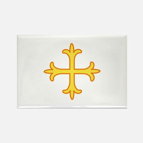 Ornate Cross Magnets