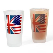 USA/UK Drinking Glass