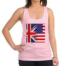 USA/UK Racerback Tank Top