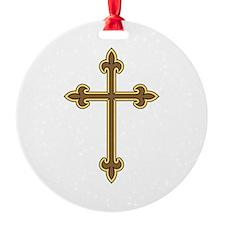 Ornamental Cross Ornament