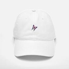 Patriotic Butterfly Baseball Baseball Baseball Cap